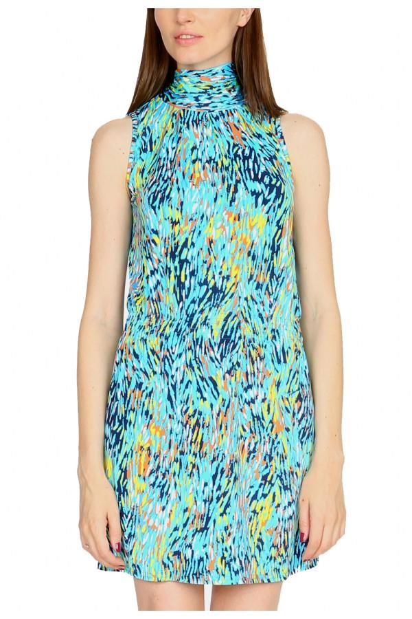 Платье летнее с завязкой сзади