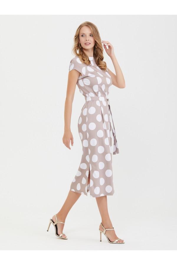 9667 Платье-футляр