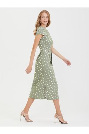 9666 Платье-футляр