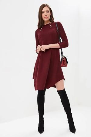9707 Платье зимнее
