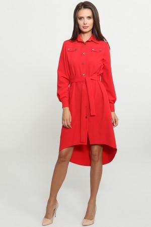 9774 Платье-рубашка