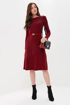 9713 Платье зимнее