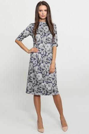 9785 Платье повседневное