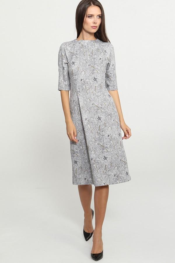 9784 Платье повседневное