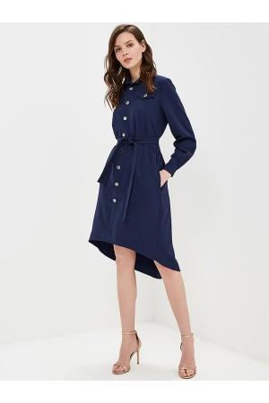 9715 Платье-рубашка
