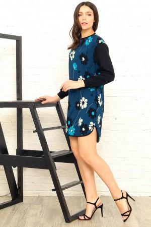 Blu allure look #004 Цена образа: