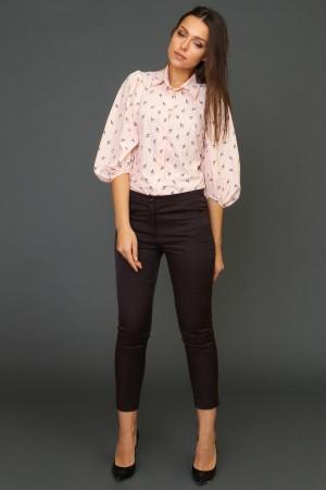 9941 Узкие брюки-скинни