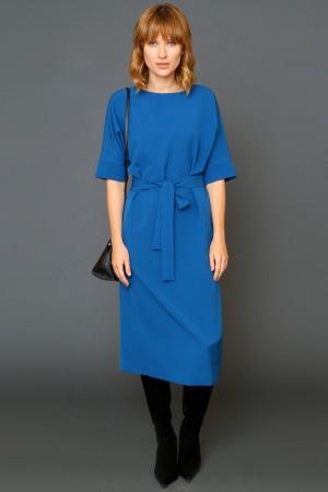 9942 Длинное платье со шлицей
